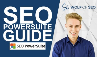 SEO PowerSuite Guide