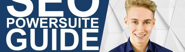 SEO PowerSuite Guide