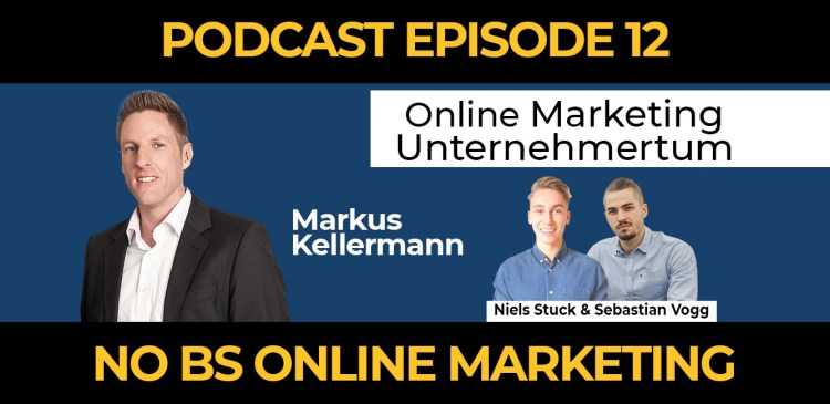 12 - Episode 12: Markus Kellermann Interview