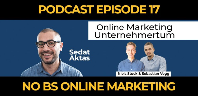 17 - Episode 17: Sedat Aktas Interview | GEILE WEINE CEO