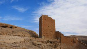 Mar Saba Kloster - Wehrturm