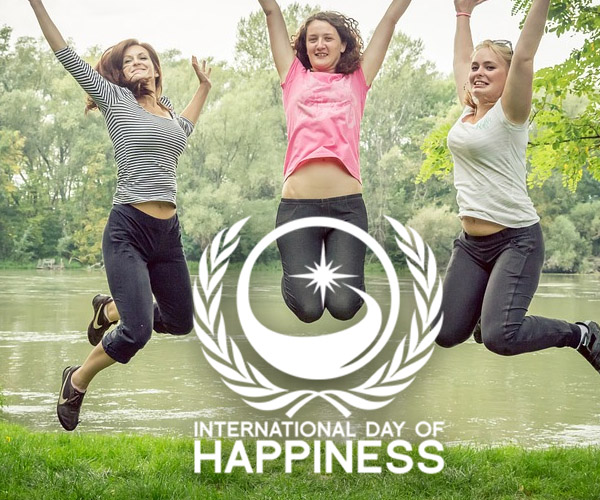 National Happiness Happens Day