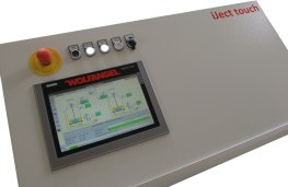 iJect touch 12 Switchboard