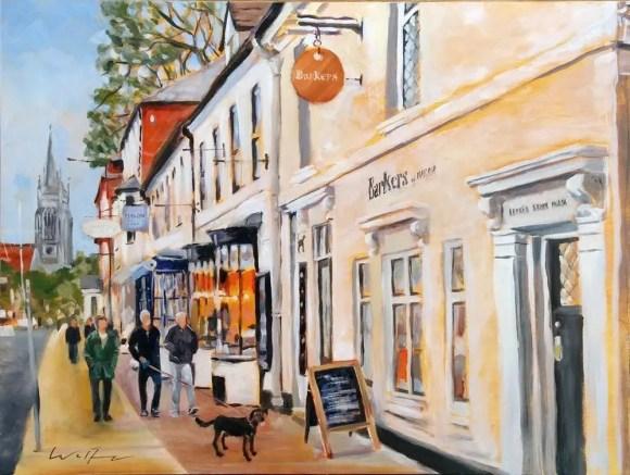 High Street Marlow