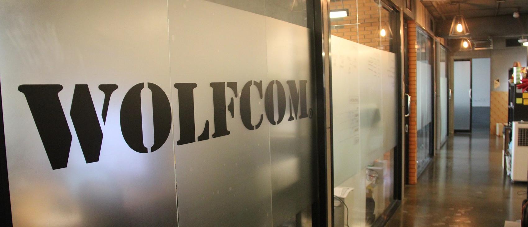 WOLFCOM Office.