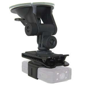 suction cup mount for Vision body camera