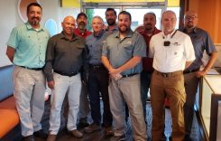 entire team of the integrity property inspections company