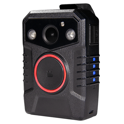 WOLFCOM Halo Police Body Camera designed specifically with law enforcement officers in mind