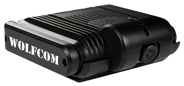 mini mdvr in-car video system has a built-in 1080p camera