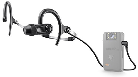 head vision attachment headset camera for point of view recording