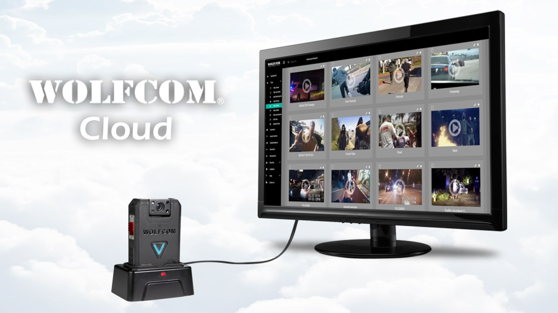 the wolfcom cloud evidence management system is absolutely free for 30 days!