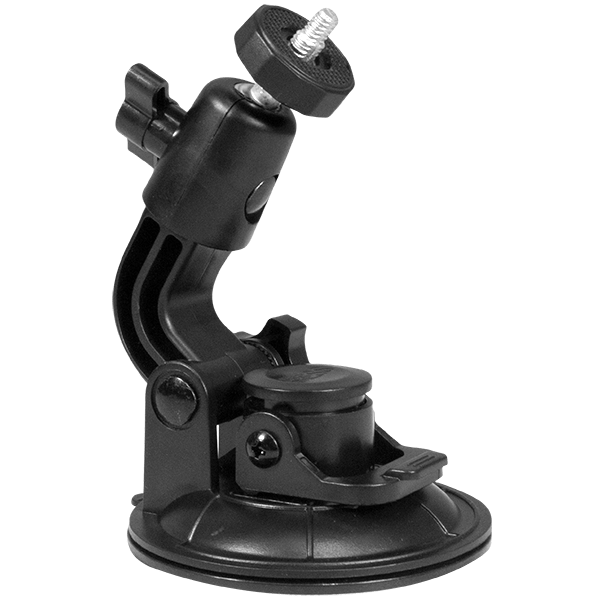 car mount commander body camera square