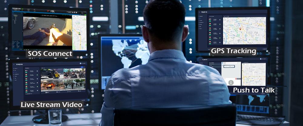 COPS Commander Online Platform System