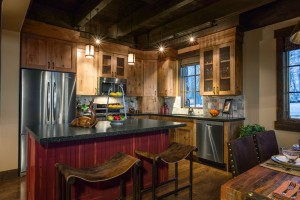 Guest Lodge Kitchen