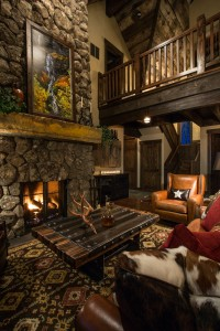 Guest Lodge Living Room
