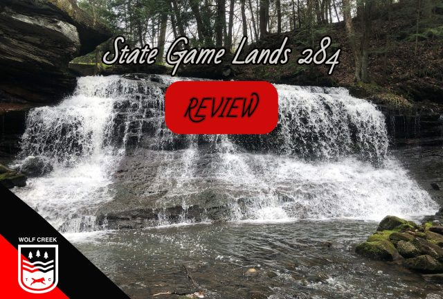 Best Places to Run in Western PA: State Game Lands 284