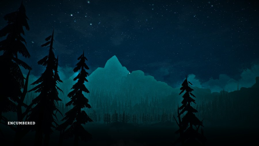 Even a Long Dark night can be beautiful.