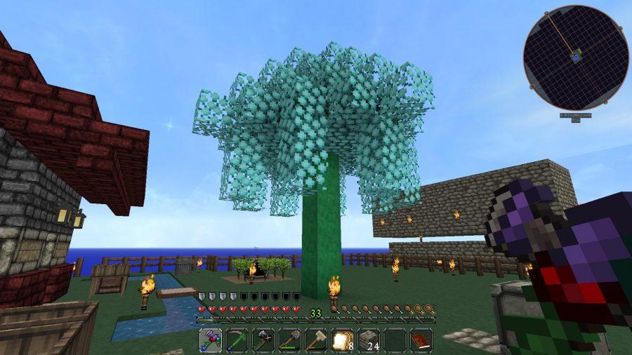 Slime tree