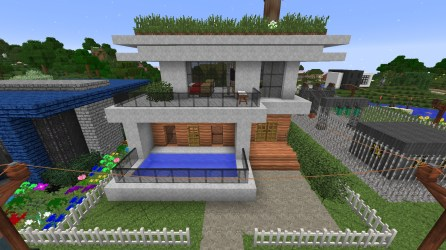 PO2 Village house with pool
