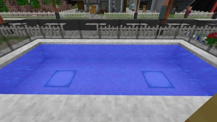 PO2 Village house with pool swimming