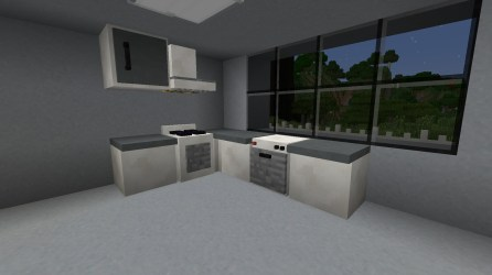 PO2 Village Angled house kitchen