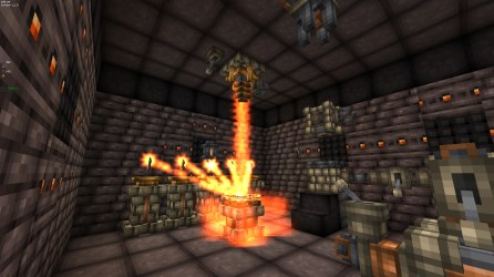 Embers: Doing alchemy with a laser cannon
