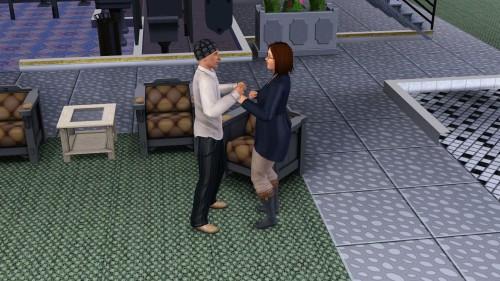 Darren and Terra Dancing