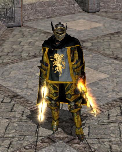 I make this custom armor look good