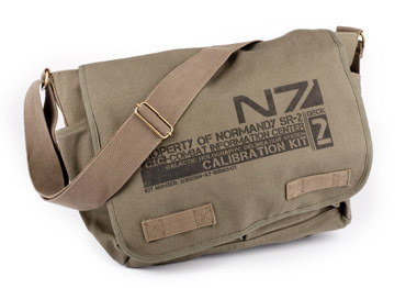 Normandy C.I.C. Messenger Bag