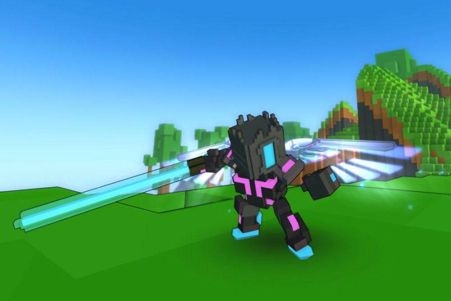 trove-neon-ninja
