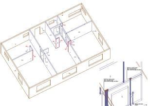 Ground Floor (axometric) View