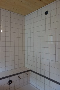 Tiles await grouting 1