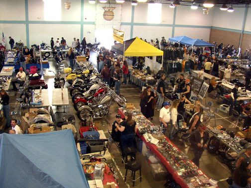 Milton Motorcycle Swap Meet