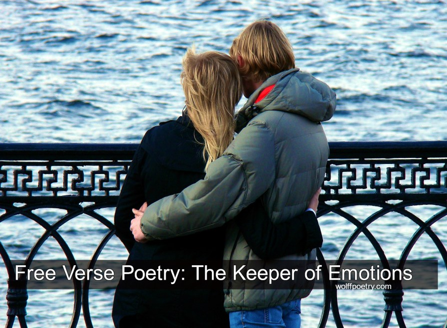 Image of Free Verse Poetry: The Keeper of Emotions