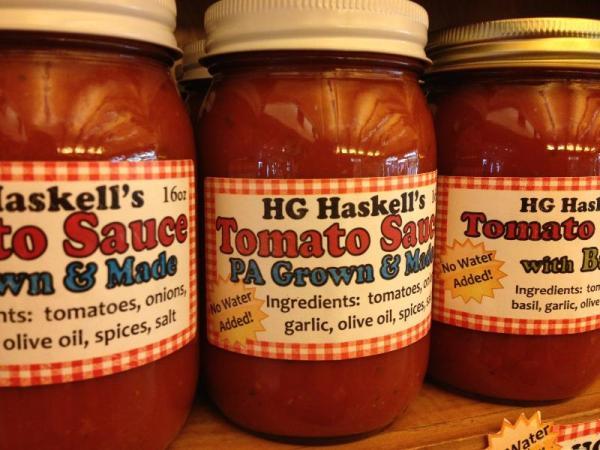 HG Tomato Sauce