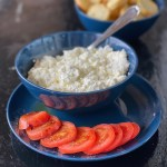 Homemade Ricotta Cheese in the InstantPot