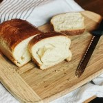 Honey Butter Brioche Bread