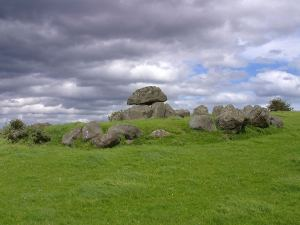 Carrowmore Tomb