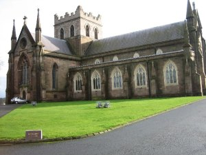 St Patricks Kathedrale Armagh protestantisch