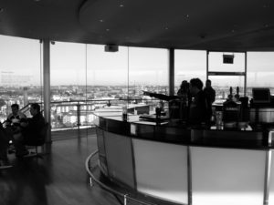 Foto von der Guinness Storehouse Gravity Bar