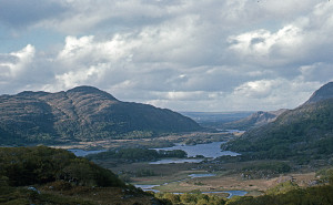 the three lakes of killarney