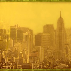 Manhattan Morning Smog