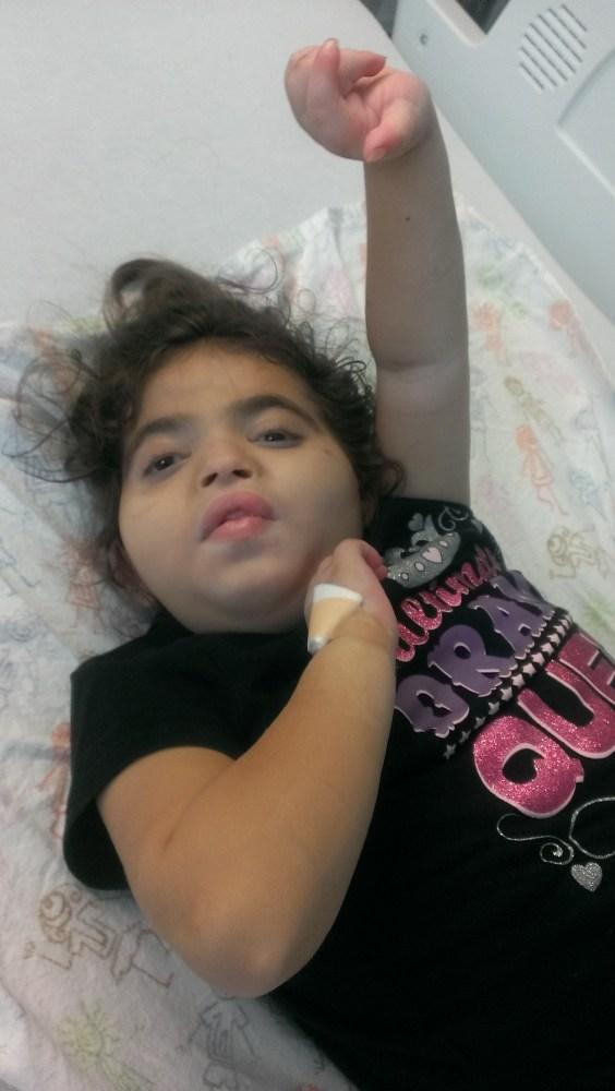 Amelia Rivera Receives Kidney Transplant