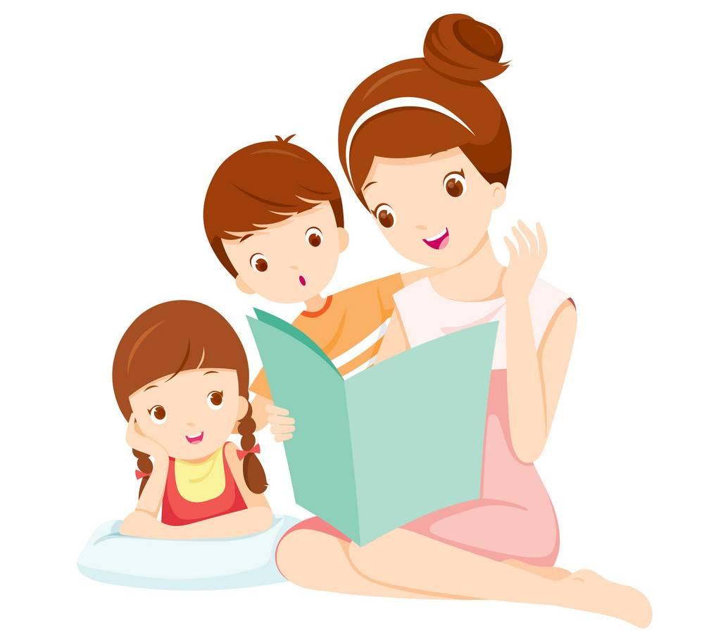 mama cita sa decom predskolcima