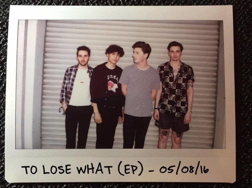 album review-to lose what ep-by-native people-indie music-new music-album review-indie rock-wolfinasuit-wolf in a suit