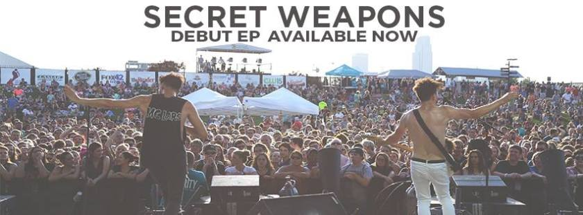artist on the rise-secret weapons-indie music-new music-music video-indie pop-wolfinasuit-wolf in a suit-new york
