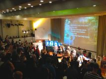 There's something powerful when we worship together!