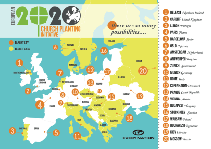Our Europe 2020 vision...