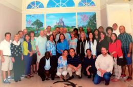"""Great time connecting with our EN Apostolic team in Orlando at the """"International Couples in Ministry"""" Conference."""