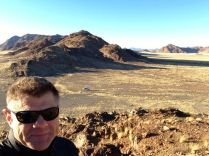 Vast. open spaces of Namibia...